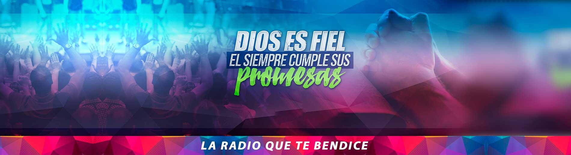 Dios es fiel, siempre cumple sus promesas